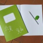 Környezetismeret-füzet